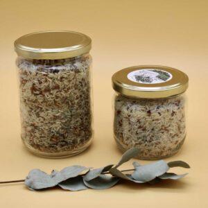 Riz basmati – Mélange méditerranéen