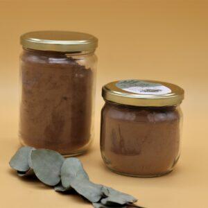 Cacao en poudre et sucre panela