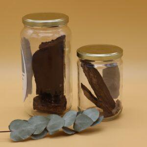 Chocolat noir de couverture artisanal