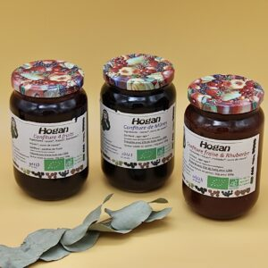 Confiture Hogan – 400 gr