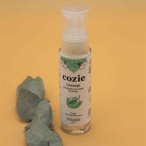 Gommage visage à la poudre de noyau de prune – 50 ml