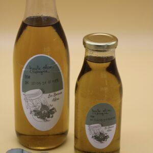 Huile d'olive vierge extra douce d'Espagne