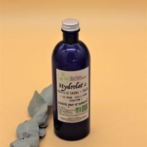 Hydrolat de basilic sacré (ou Tulsi) – 200 ml