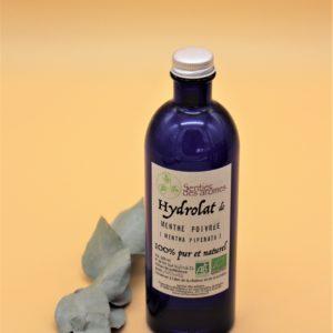 Hydrolat de menthe poivrée – 200 ml