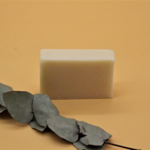Savon de rasage peau lisse