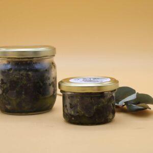 Tartare d'algues au piment doux vrac