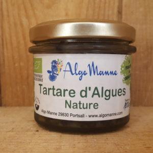 Tartare d'algues nature – 100 gr