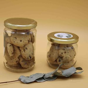Cookies fourrés praliné