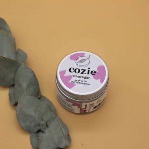 Crème légère visage au gel de lin et à l'huile de prune – 30ml