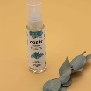 Déodorant à la menthe verte et menthe poivrée Cozie – 50ml