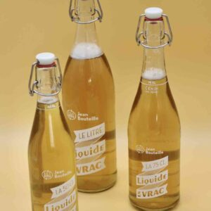 Bière pression de la Brasserie du baril en vrac