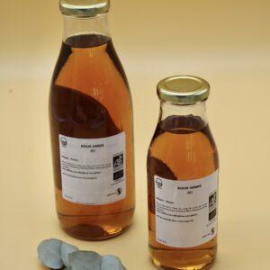Rhum ambré biologique 40%