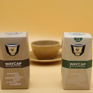 Kit Capsule Rechargeable WayCap – Nespresso