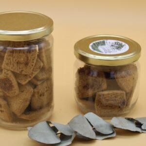 Biscuits sablés au caramel au beurre salé