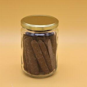 Bâtonnets chocolat au lait – 220 gr