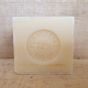 Savon de Marseille végétal – 100 gr