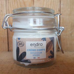 Crème corps nourrissante Douceur iodée – 100 ml