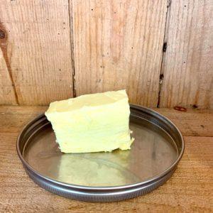 Beurre cru demi-sel