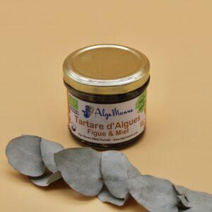 Tartare d'algues figue et miel – 100 gr