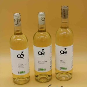 Vin Blanc biologique OÉ