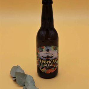 Bière Tropical Bliss – Brasserie du Baril