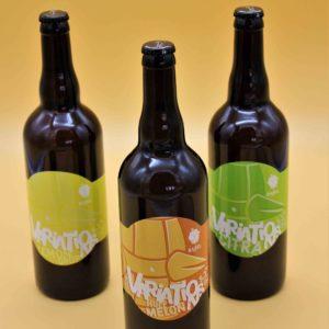 Bières variations – Brasserie du Baril