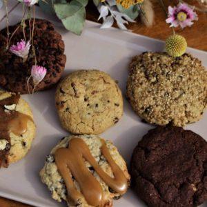 Cookies bio – La Pâtisserie Hélène