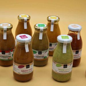 Sauces La Marmite Bretonne – 250g