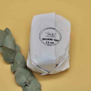 Beurre cru demi-sel – 150gr ou 300gr – Ferme Gwel Ar Mor