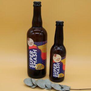 Bière Super Smash – Brasserie des Abers