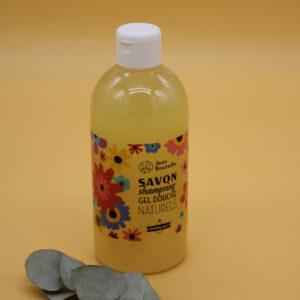 Shampoing douceur Kératine végétale / Ylang ylang – Jean Bouteille