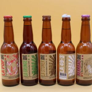 Bières Brasserie de L'Urbaine – 33cl