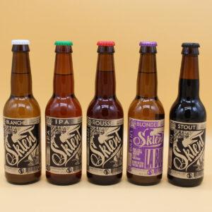 Bières Sklent 33cl